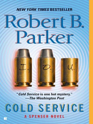 Cold Service (Spenser Book 32) (English Edition)