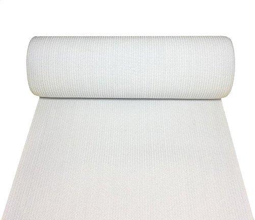 6 Inch White Heavy Stretch High Elasticity Knit Elastic Band 1 Yards