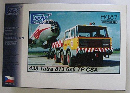 Modellbausatz, Tatra 813 6x6 TP CSA, 1:87