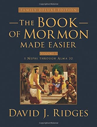 Book of Mormon Made Easier: Family Deluxe Edition Volume 1