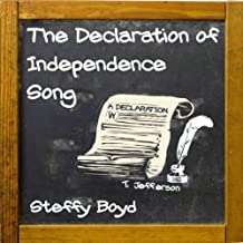 The Declaration of Independence Song