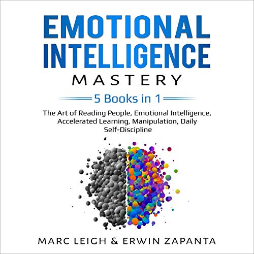 Emotional Intelligence Mastery: 5 Books in 1 cover art