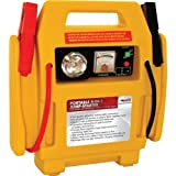12V PORTABLE CAR JUMP STARTER AIR COMPRESSOR BATTERY START BOOSTER CHARGER LEADS