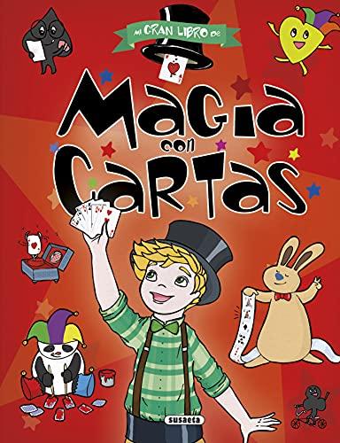 Mi gran libro de magia con cartas (El Gran Libro De...)