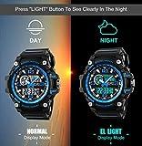 Zoom IMG-1 orologio sportivo uomo impermeabile digitale