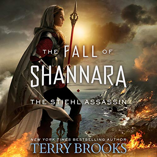 The Stiehl Assassin audiobook cover art