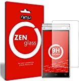 ZenGlass Nandu I Protector de Vidrio Flexible Compatible con VKWORLD T2 Plus I Protector de Pantalla 9H