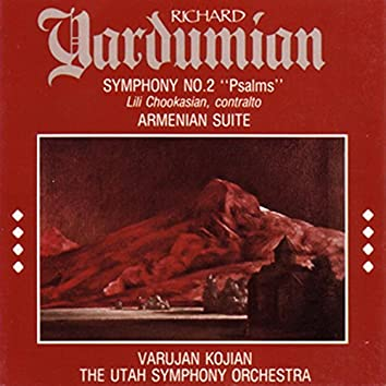 "Richard Yardumian: Symphony No. 2 ""Psalms"" & Armenian Suite"