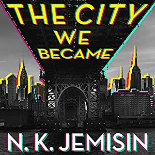 The City We Became cover art