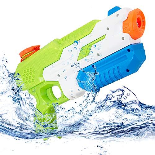 AYUQI Pistolas de Agua para Niñas de Niños,Juguetes Water Gun con 600...