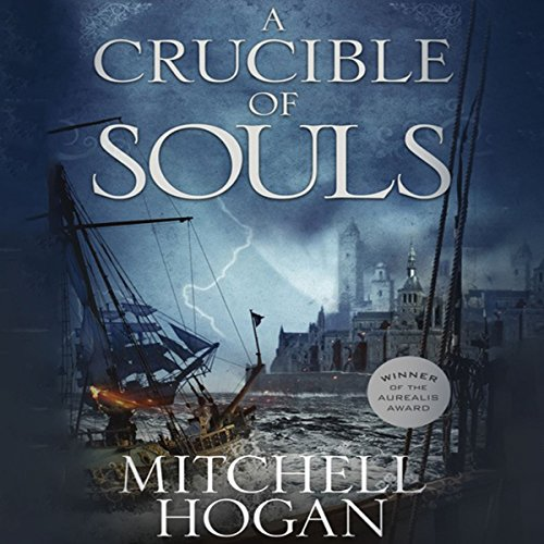A Crucible of Souls Titelbild