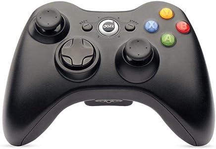 Controle X-action Sem Fio Dazz Original Xbox 360 624470