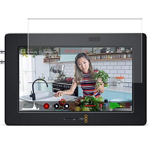 Vaxson 3-Pack Screen Protector, compatible with Blackmagic Design Blackmagic Video Assist 3G 5', TPU Guard Film Protectors [ NOT Tempered Glass ]