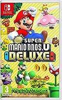 New Super Mario Bros. U Deluxe (Nintendo Switch) (輸入版)