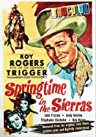 Roy Rogers Sd-Springtime in the Sierra's/Chevy Sho [DVD] [Import]
