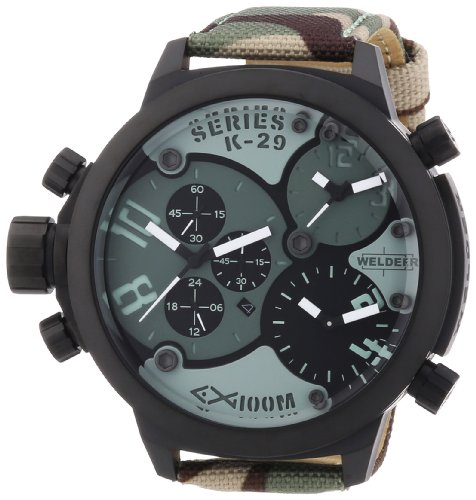 Welder K29 8004 - Cronografo unisex
