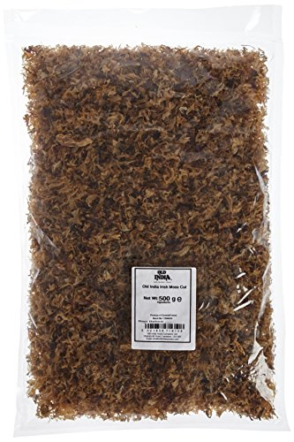 Old India Irish Moss Cut 500 g