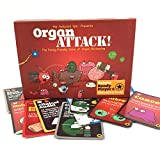 Organ Attack ! Interactive Human Organ Attack Card...