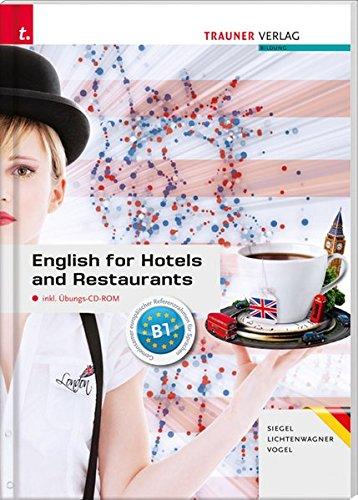 English for Hotels and Restaurants inkl. Übungs-CD-ROM - Ausgabe für Deutschland