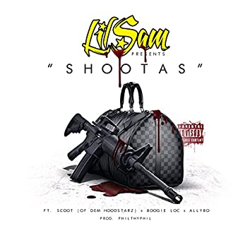 Shootas (feat. Scoot, Boogie Loc & Allybo)