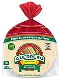 Guerrero White Corn Tortillas | Gluten Free, Trans Fat Free | Small Soft Taco Size | 30 Count