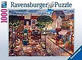 Ravensburger Puzzle 16727 - Gemaltes Paris - 1000 Teile Puzzle für Erwachsene und Kinder ab 14 Jahren