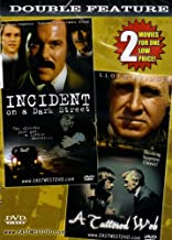 A TATTERED WEB+INCIDENT ON THE DARK STREET[LLOYD BRIDGES+WILLIAM SHATNER][DOUBLE FEATURE]