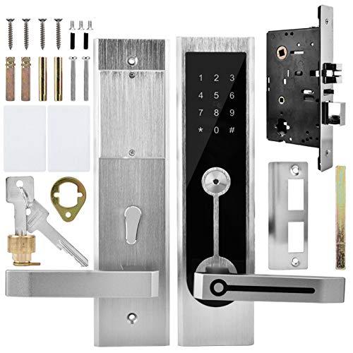 EFFACER Smart Door Lock, A3 WiFi BT Cipher Remote Intelligent Door Lock