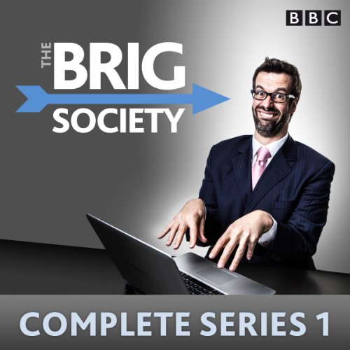 The Brig Society: The Complete Series 1 audiobook cover art