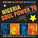 Nigeria Soul Power 70, Afro-Funk, Afro-Rock, Afro-Disco 2Lp [Vinilo]