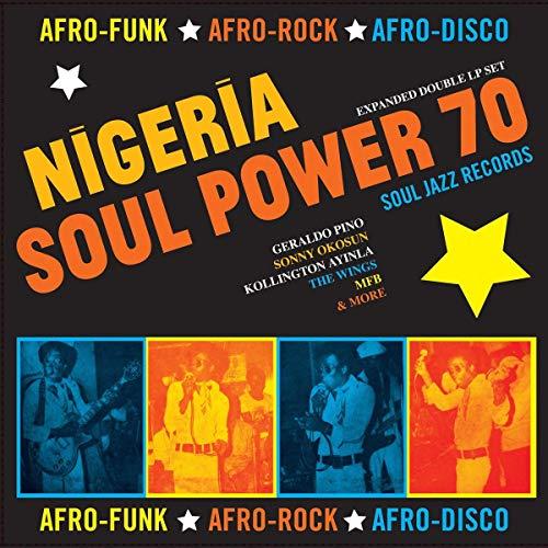 Nigeria Soul Power 70 [Vinyl LP]