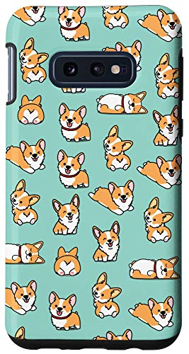 Galaxy S10e Corgi Case