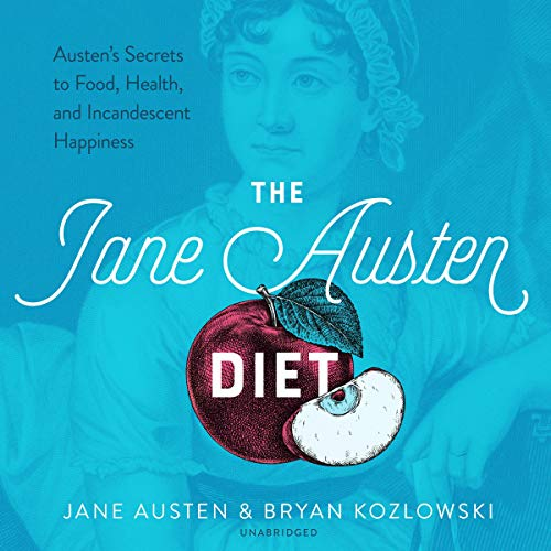 The Jane Austen Diet audiobook cover art