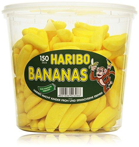 Haribo Bananas, 1.05 kg Dose