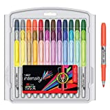 BIC Mark-It Fine Point - Paquete de 36 rotuladores permanentes, multicolor
