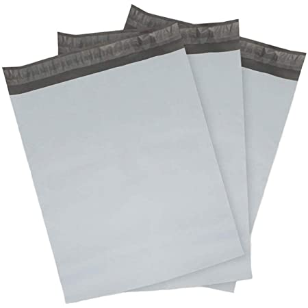 50 pack Poly Mailers Self Seal Plastic Mailing Envelopes Shipping Bags 1.7 MIL Medium Size HGP 10 x 13