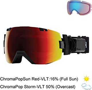 smith iox turbo snow goggle