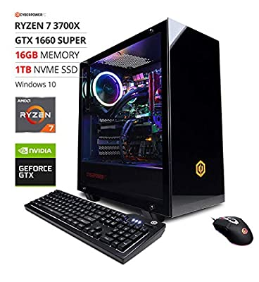 CyberpowerPC Gamer Master Gaming PC
