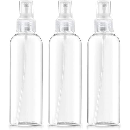 BAR5F Fine Mist Spray Bottles, 8 Ounce (Pack of 3)