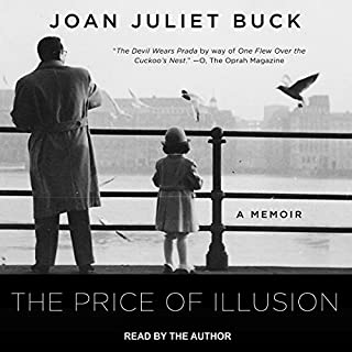 The Price of Illusion audiobook cover art
