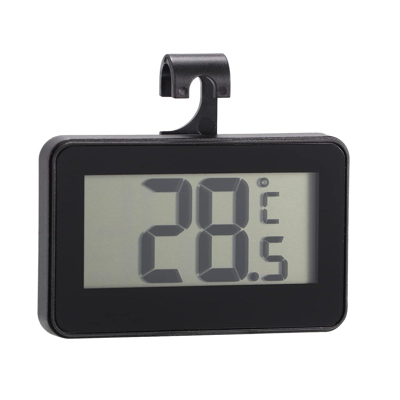 Whuooad Refrigerator Thermometer Digital Room latest Fridge Freeze Ther Translated