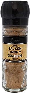 Pontino Sal con Limon y Jengibre, 100 g