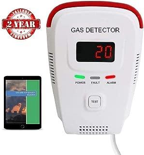 Propane / Natural Gas Detector, Home Gas Alarm; Leak Tester, Sensor; Monitor Combustible..