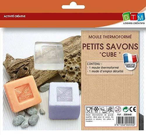 Moule pour Savon Cube - Graine créative