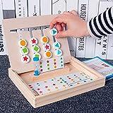 Zoom IMG-1 ocobudbxw montessori educazione giocattoli di
