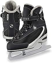 Jackson Ultima ST2321 Girls Ice Skates Black Size: Youth Medium 12