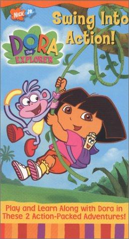 Dora the Explorer - Swing Into Action [VHS]