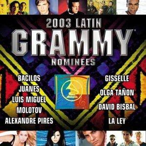 Latin Pop Grammy Award Nom