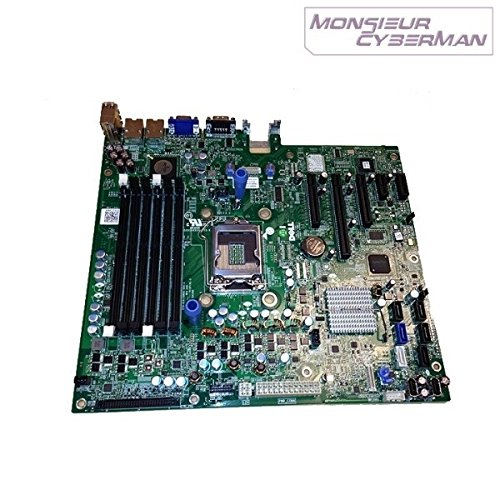 Dell Grundplatine Dell PowerEdge T310 02p9 x 9 MotherBoard Sockel 1156) DDR3 RAM
