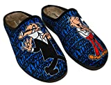 Zapatillas cómodas Andar por casa inspiradas en Mortadelo y Filemón (40)